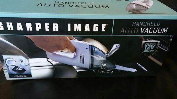 Handheld Auto vacuum