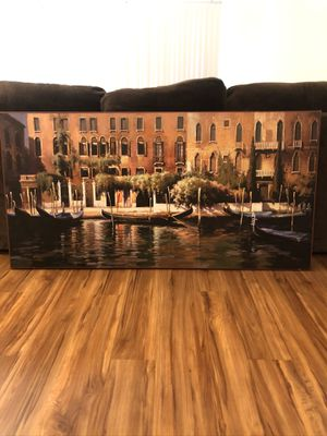 Italian Canvas for Sale in San Diego, CA