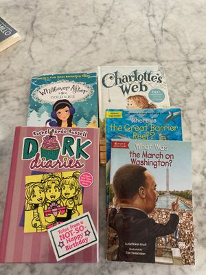 5 Books for kids for Sale in Long Beach, CA