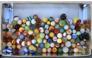 Vintage Marbles Pelt, Akro, Alley, Vitro all UV Lot for Sale in Marina, CA