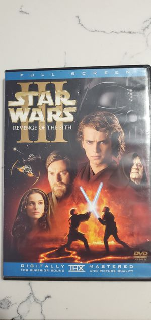 STAR WARS: revenge of the sith for Sale in Tucson, AZ