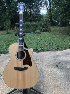Acoustic Guitar, D'angelico for Sale in Silver Spring, MD