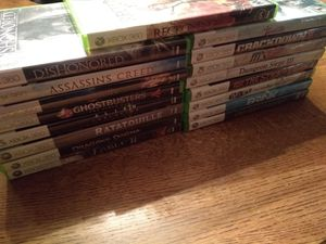 Xbox 360 Games (New and Used) for Sale in Kent, WA