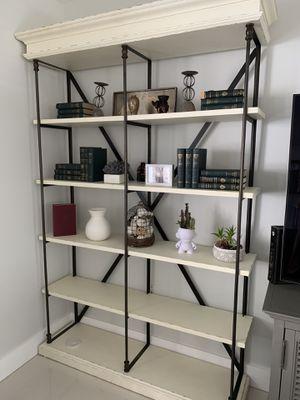 Restoration Hardware open bookshelves for Sale in Miami, FL