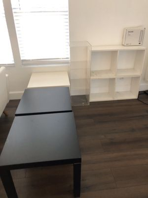 Coffee table /side tables /shelves for Sale in El Cajon, CA