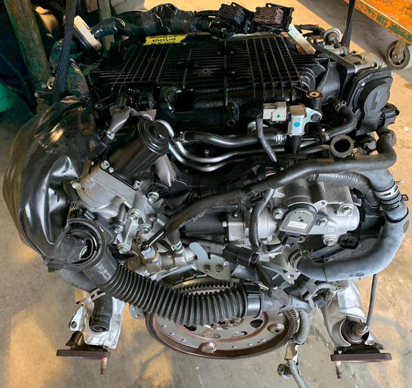 2014 - 2019 INFINITI Q50 Q70 RWD AUTOMATIC TRANSMISSION ENGINE ASSEMBLY MILEAGE 111K