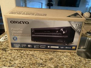Onkyo TX-NR545 for Sale in The Colony, TX