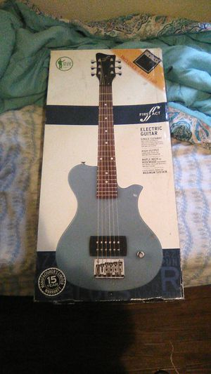 First act electric guitar for Sale in Fresno, CA