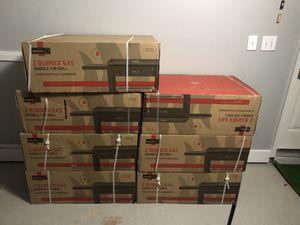 New griddle nexgrill. Planchas parrilla nuevas en caja for Sale in Austell, GA