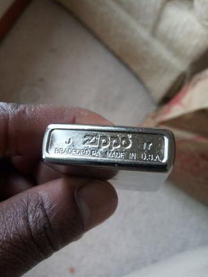 Zippo lighter for Sale in Algonquin, IL