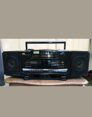Jvc boombox x100 for Sale in Santa Ana, CA