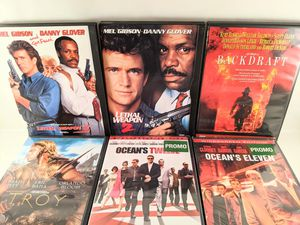 Action/Drama DVD Eighteen Pack for Sale in Smithville, MO