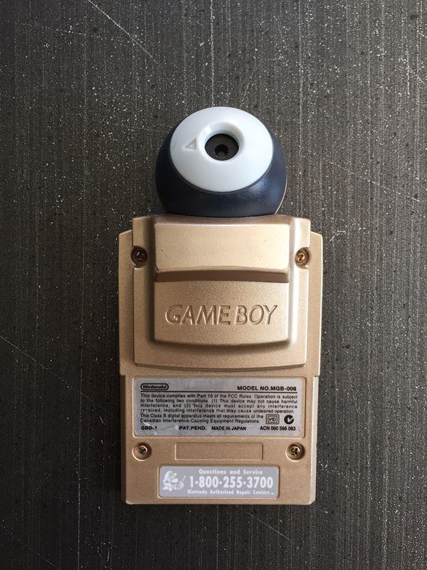 Game Boy Camera - The Legend of Zelda: Ocarina of Time, Gold Version for  Sale in Nashville, TN - OfferUp