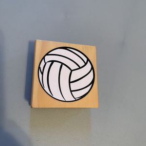 Volleyball Stamp for Sale in Buckingham, VA