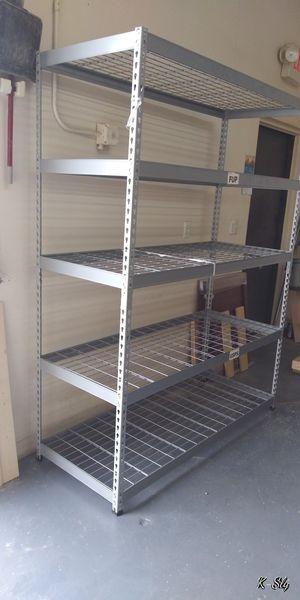 adjustable metal shelves for Sale in Hollywood, FL
