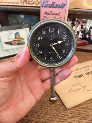 1920's Car Clock Elgin Antique for Sale in Northville, MI