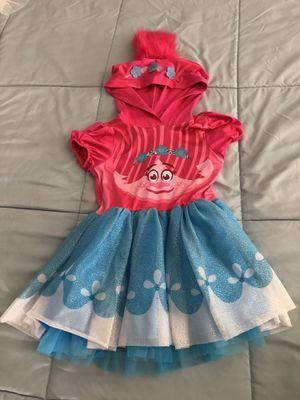 Trolls Poppy Dress size 2T for Sale in Corona, CA