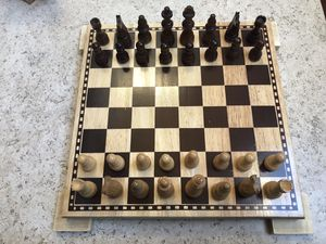 Wooden Chess Set for Sale in Alexandria, VA