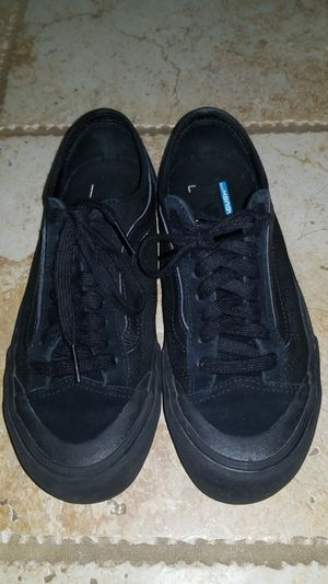 VANS Black Men 6.5 Women 8 for Sale in Everett, WA