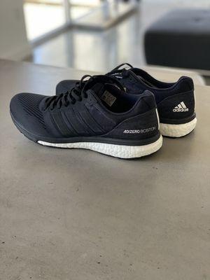 NEW ADIDAS MEN'S ADIZERO BOSTON Boost shoes size 12 for Sale in Miami, FL