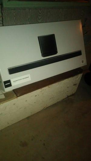 Brand new Bose SOUNDTOUCH SOUNDBAR system for Sale in Denver, CO
