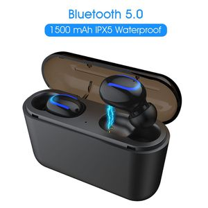 Wireless Earbuds, Bluetooth Earbuds, Wireless Headphone, HBQ Brand Q32 Water Proof Earphone, with TWS Technology and Charging case for Sale in Philadelphia, PA