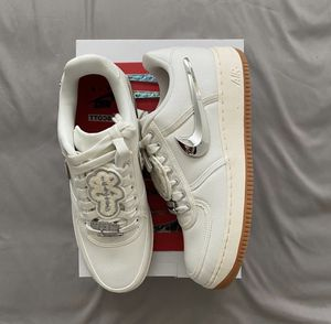 Travis Scott X Nike Air Force 1 Cactus Jack Size 11 for Sale in Tarentum, PA