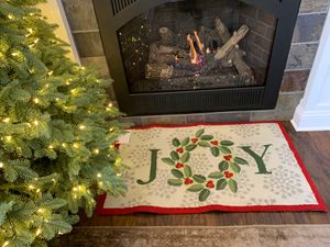 Holiday rug new 27X45 for Sale in Wenatchee, WA