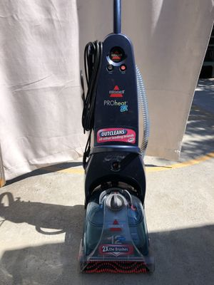 Bissel proheat 2 carpet cleaner for Sale in Wilmington, CA