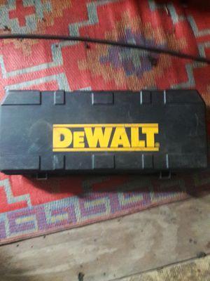 DeWalt reciprocating saw for Sale in Wichita, KS