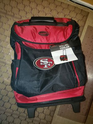 NFL49ners Beer/soda cooler for Sale in San Jose, CA