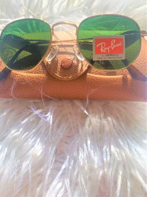 Brand New Authentic Hexagonal Sunglasses for Sale in Bakersfield, CA