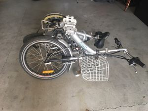 Folding electric bicycle for Sale in Beaverton, OR