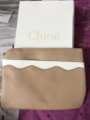 Chloe large pouch for Sale in Hoboken, NY