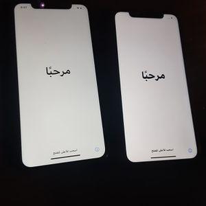 2 iPhones 11 iCloud locked For Sale for Sale in San Jose, CA