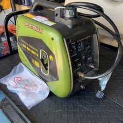 Never Used Sportsman 2200 Watt Propane/Gas Generator for Sale in Haines City,  FL