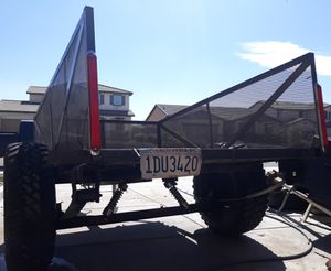 Off road trailer STOLEN for Sale in Winchester, CA