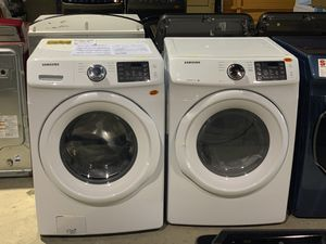 Washer and dryer $39 DOWN NO CREDIT CHECK for Sale in Houston, TX