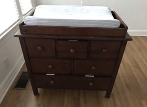 Pottery Barn changing table for Sale in Marina del Rey, CA