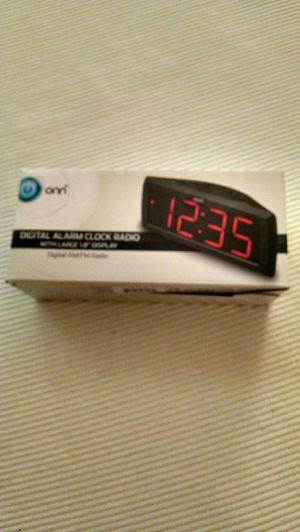 Alarm clock/radio for Sale in Chino, CA