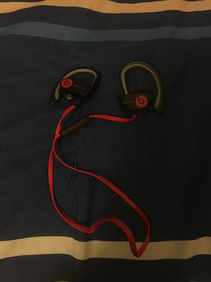 Beats Powerbeats 2 Bluetooth Wireless Earphones for Sale in Huntington Beach, CA