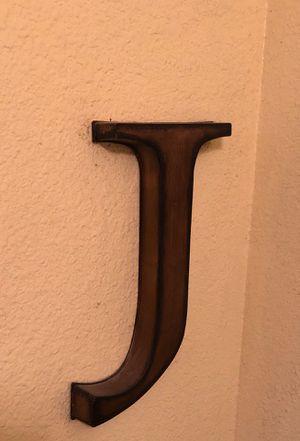 """Letter """"j"""" for Sale in Phoenix, AZ"""