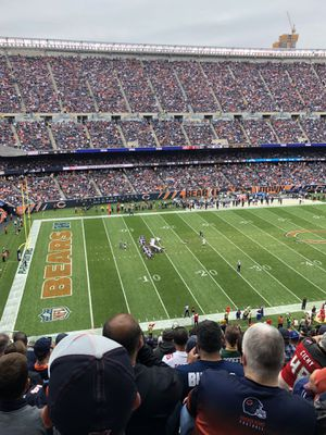 Chicago Bears VS Eagles play off game for Sale in Battle Creek, MI