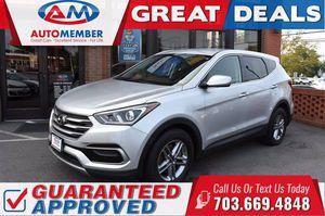 2017 Hyundai Santa Fe Sport for Sale in Leesburg, VA