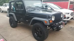 Jeep wrangler TJ for Sale in Mogadore, OH