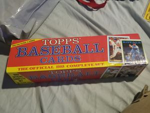 1988 Topps Baseball Cards for Sale in Los Angeles, CA