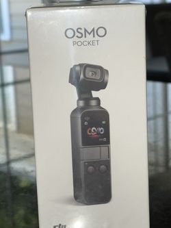 NEW DJI Osmo Pocket W/ Accessories for Sale in Taylors,  SC