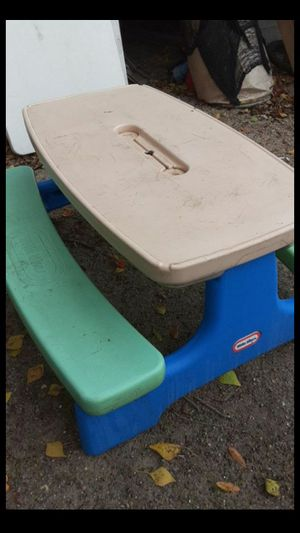 Kids Picnic Table for Sale in Houston, TX