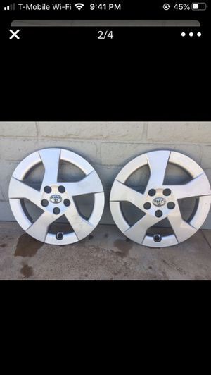 "15"" hubcaps for Sale in Mesa, AZ"