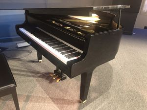 Yamaha Baby Grand Piano GH1 $4,500 OBO Great condition! Dm for details pick up only for Sale in Vero Beach, FL